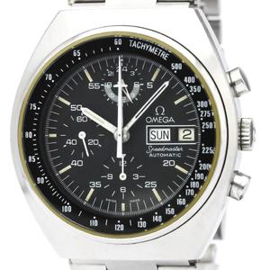 オメガ(Omega) スピードマスター 手巻き ステンレススチール(SS) メンズ スポーツウォッチ 176.0012