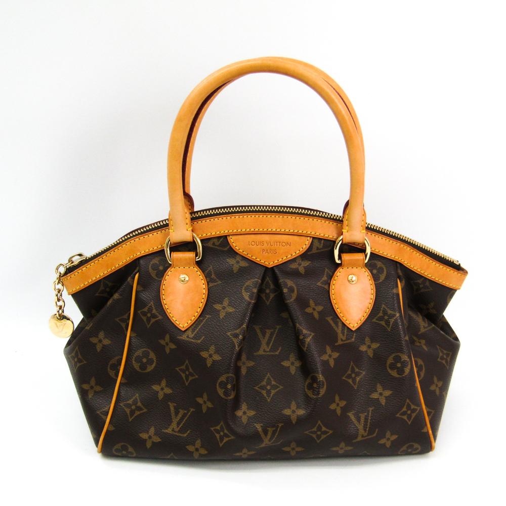 ルイ・ヴィトン(Louis Vuitton) モノグラム ティヴォリPM M40143 ハンドバッグ モノグラム