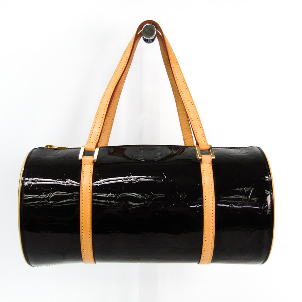 ルイ・ヴィトン(Louis Vuitton) モノグラムヴェルニ ベッドフォード M91996 レディース ハンドバッグ アマラント