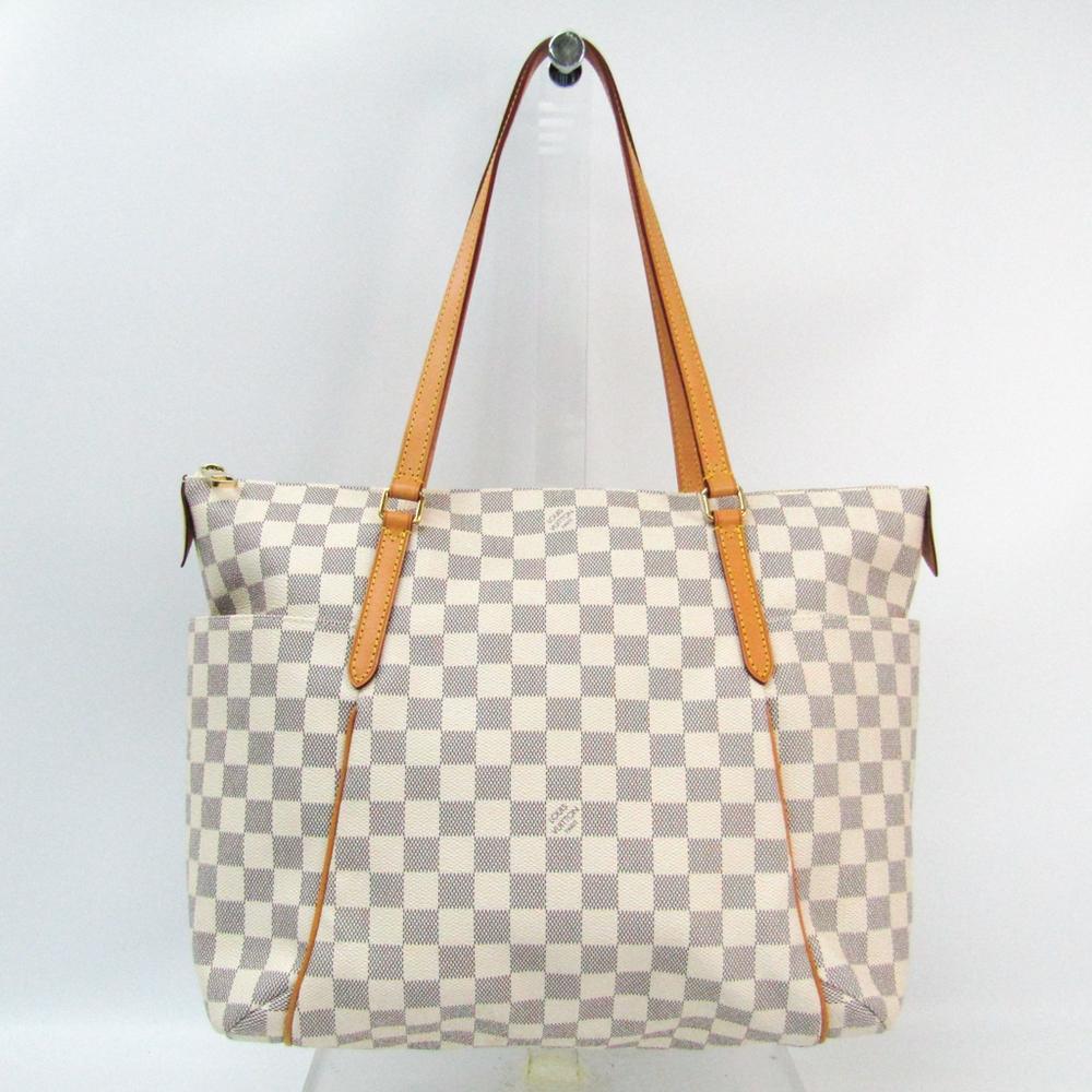 ルイ・ヴィトン(Louis Vuitton) ダミエ トータリーMM N51262 レディース トートバッグ アズール