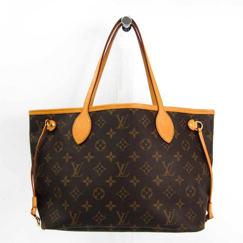 ルイ・ヴィトン(Louis Vuitton) モノグラム ネヴァーフルPM M40155 トートバッグ モノグラム