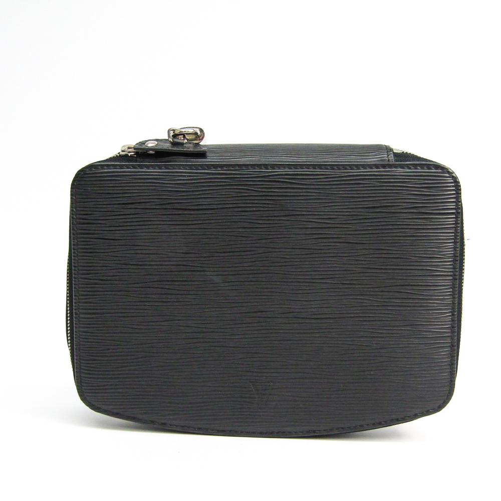 ルイ・ヴィトン(Louis Vuitton) エピ ジュエリーケース ポッシュモンテカルロ  M48362 ノワール エピレザー
