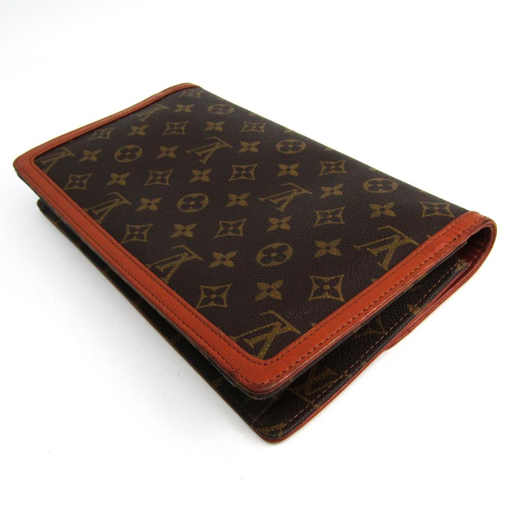 7ae4c6d36f5e Louis Vuitton Monogram Pochette Dame GM M51810 Clutch Bag Monogram