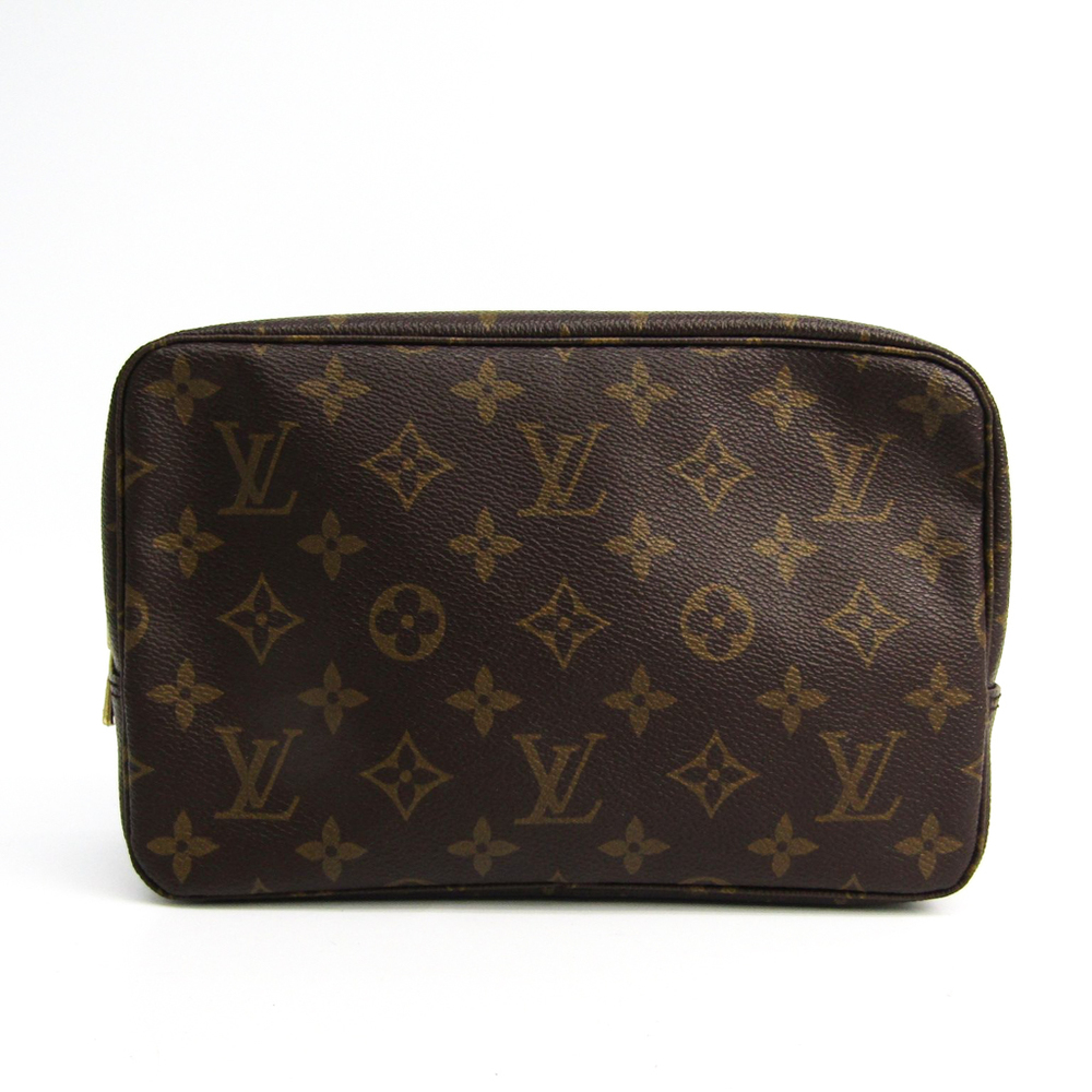 ルイ・ヴィトン(Louis Vuitton) モノグラム トゥルース・トワレット23 M47524 ポーチ モノグラム