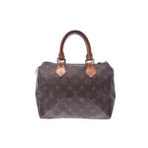 Louis Vuitton Monogram Speedy 25 M41528 Bag 4ea7f9afb5