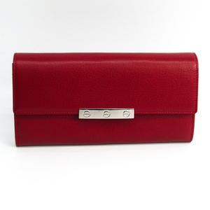 カルティエ(Cartier) ラブ L3001243 レディース  ゴートスキン 長財布(二つ折り) レッド