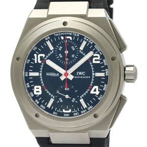 IWC Ingenieur Automatic Titanium Men's Sports Watch IW372504