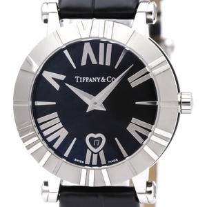 ティファニー(Tiffany) アトラス クォーツ ステンレススチール(SS) レディース ドレスウォッチ Z1300.11.11A10A71A
