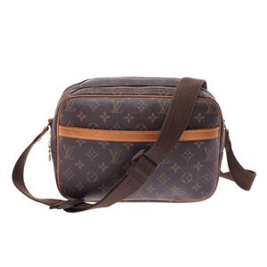 Louis Vuitton Monogram Reporter M45254 Shoulder Bag Monogram