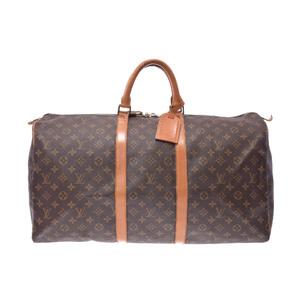 ルイ・ヴィトン(Louis Vuitton) ルイヴィトン モノグラム キーポル55 M41424 ボストンバッグ LOUIS VUITTON
