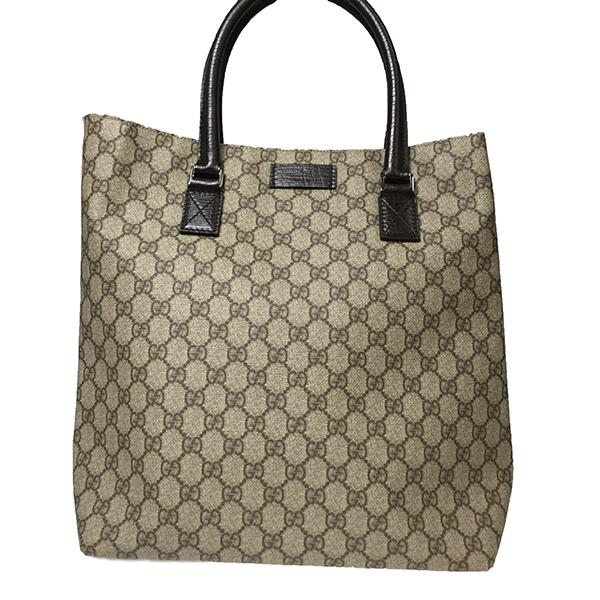 6aec25482e2 Auth Gucci GG Plus 140961 Women s Tote Bag Beige