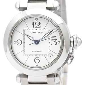 カルティエ(Cartier) パシャC 自動巻き ステンレススチール(SS) ユニセックス ドレスウォッチ W31074M7