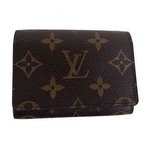 ルイ・ヴィトン(Louis Vuitton) モノグラム アンヴェロップカルトドゥヴィジェト Enveloppe Carte de Visite/M6292