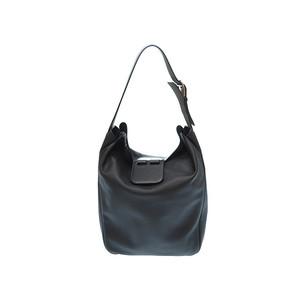 Hermes Men's  Shoulder Bag Black