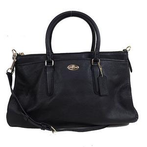 コーチ(Coach) レザー 2WAYバッグ 2 way leather bag