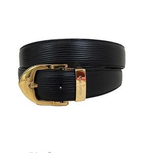 ルイ・ヴィトン(Louis Vuitton) エピ サンチュール クラシック ベルト ゴールド M68332