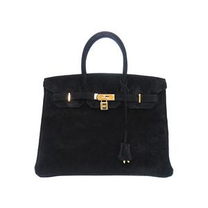 Hermes Birkin Women's  Handbag Black