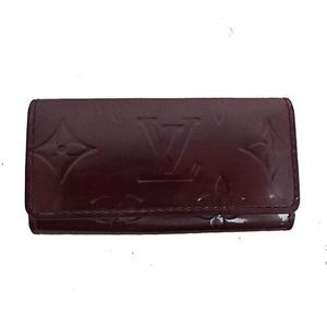 ルイ・ヴィトン(Louis Vuitton) モノグラム ヴェルニ  ミュルティクレ4 M91976