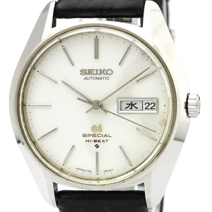 セイコー(Seiko) グランドセイコー 自動巻き ステンレススチール(SS) メンズ ドレスウォッチ 6156-8001