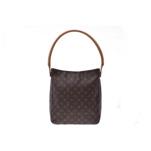 ルイ・ヴィトン(Louis Vuitton) モノグラム ルーピングGM M51145 ショルダーバッグ モノグラム