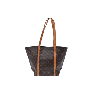 ルイ・ヴィトン(Louis Vuitton) モノグラム サック・ショッピング M51108 ショルダーバッグ モノグラム