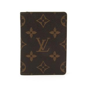 ルイ・ヴィトン(Louis Vuitton) モノグラム モノグラム 名刺入れ モノグラム ポルトカルト・パス  ヴェルティカル M66541