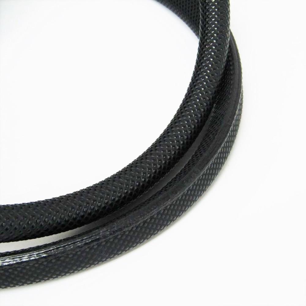 d6e65af0d7 Bottega Veneta Marco Polo 130973 Men s PVC Boston Bag Black