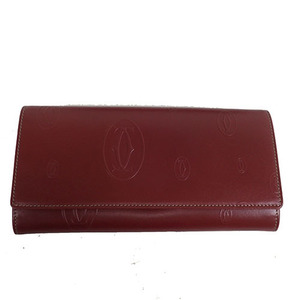 カルティエ(Cartier) ハッピーバースデー 二つ折り長財布