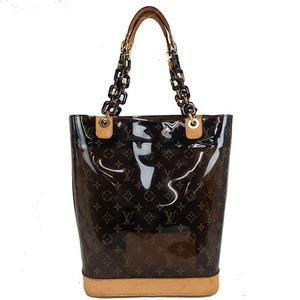 Auth Louis Vuitton Monogram Vinyl M92501 Tote Bag