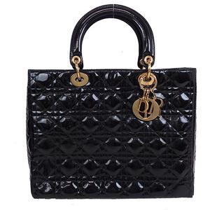 クリスチャン・ディオール(Christian Dior) レディディオール カナージュ Cannage ハンドバッグ