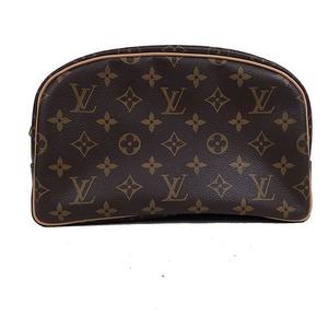 Auth Louis Vuitton Monogram TROUSSE TOILETTE 25 M47527