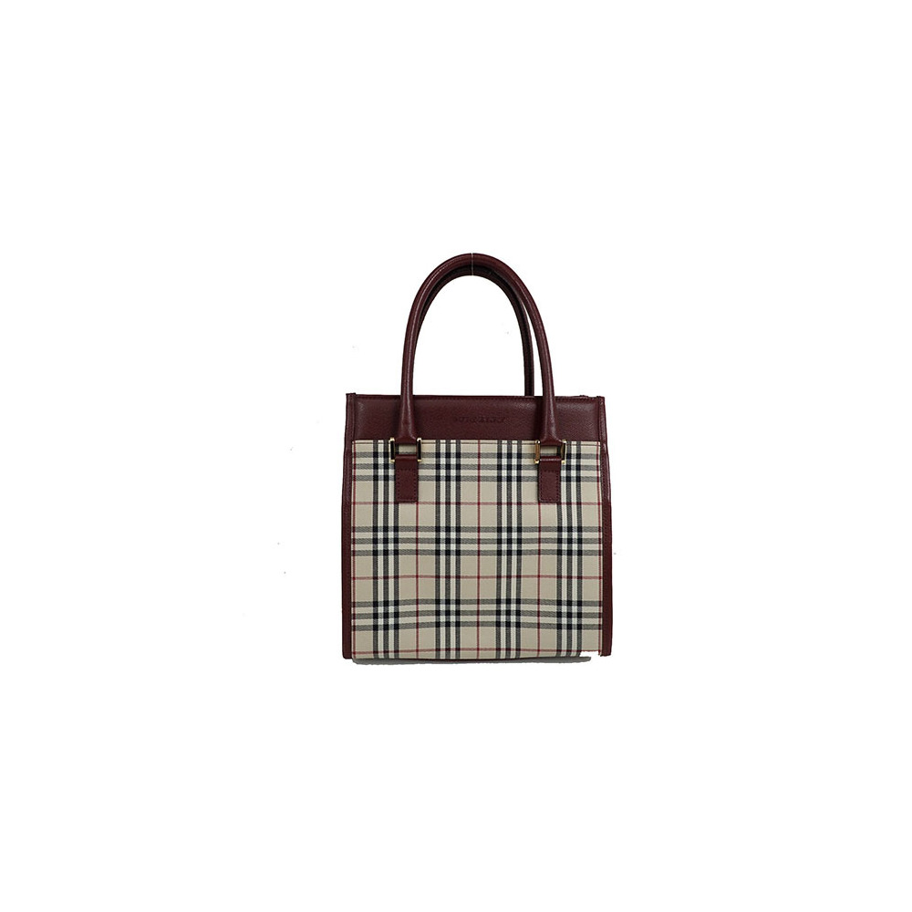 Auth Burberry  Handbag,Tote Bag