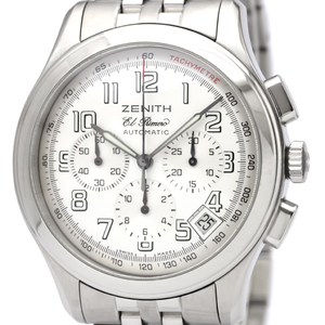Zenith Class Automatic Stainless Steel Men's Sports Watch 03.0510.400
