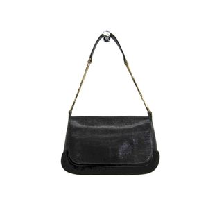 Salvatore Ferragamo Shoulder Bag Black