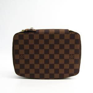 ルイ・ヴィトン(Louis Vuitton) ダミエ ジュエリーケース ポッシュ・モンテカルロ N48033 エベヌ ダミエキャンバス