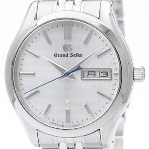 Seiko Grand Seiko Quartz Stainless Steel Men's Dress Watch SBGT241(9F83-0AM0)