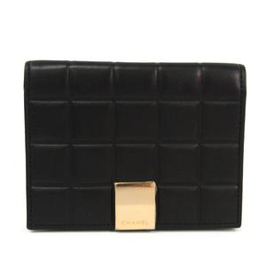 シャネル(Chanel) 手帳 ブラック チョコバー