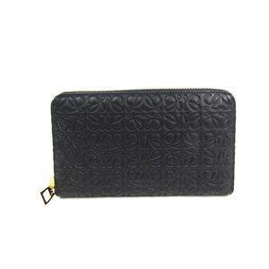 ロエベ(Loewe) リピート  財布 ブラック