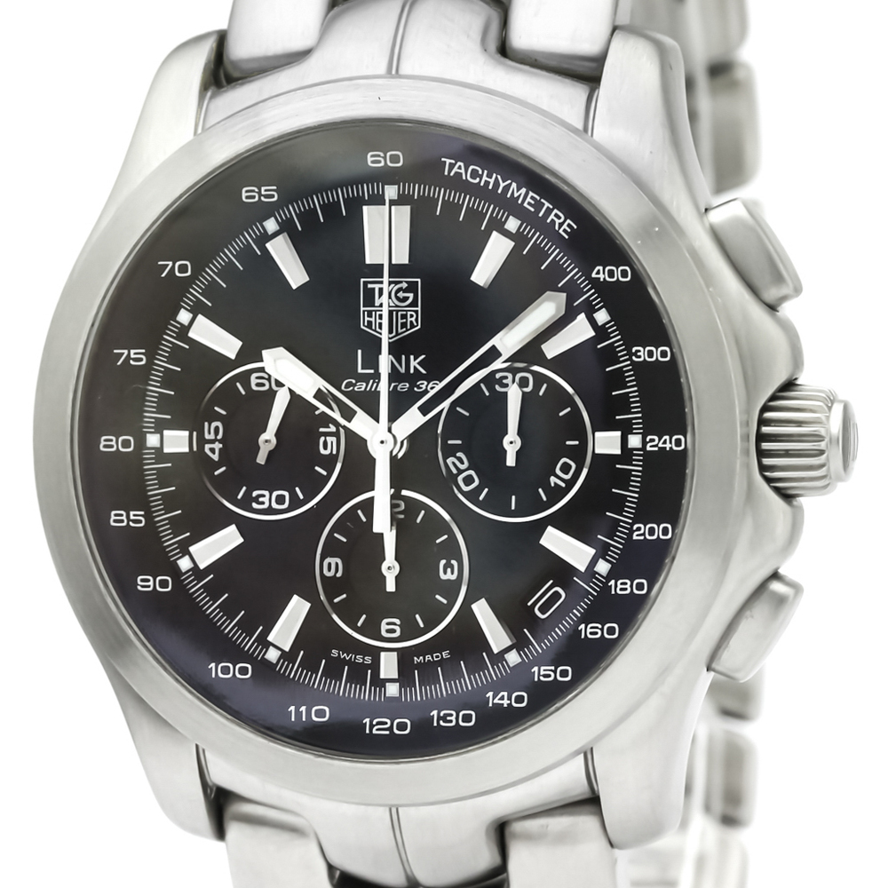 Tag Heuer Link Automatic Stainless Steel Men's Sports Watch CT511A