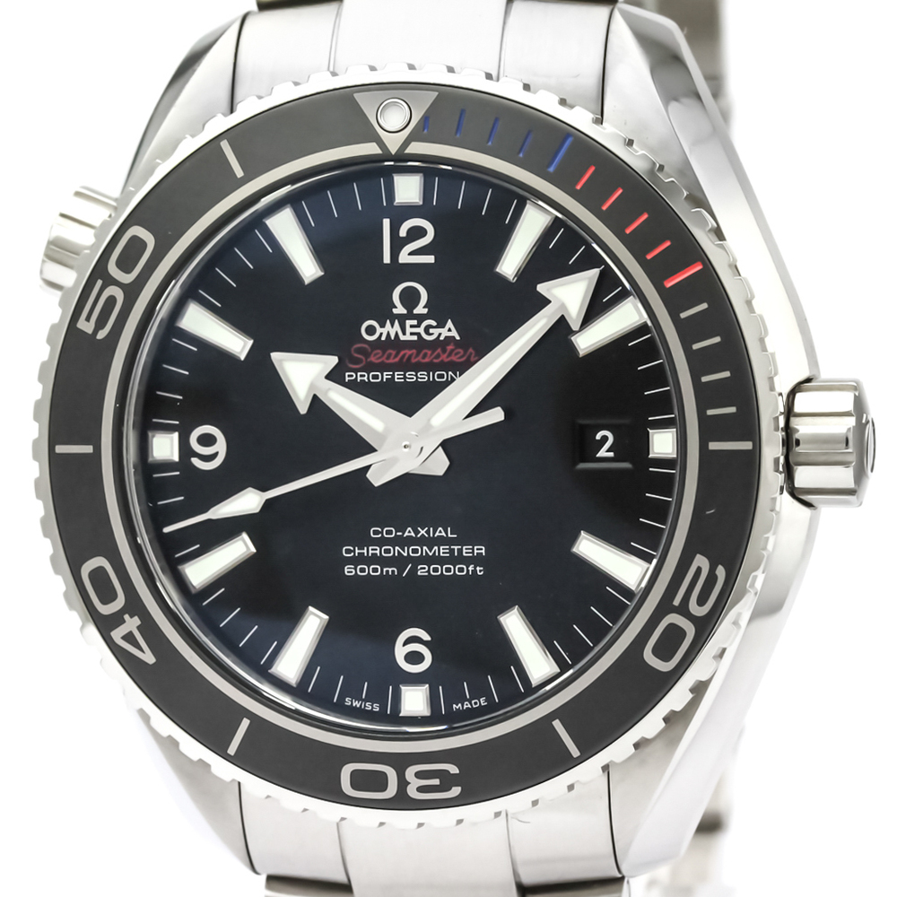 Omega Seamaster Automatic Stainless Steel Men's Sports Watch 522.30.46.21.01.001