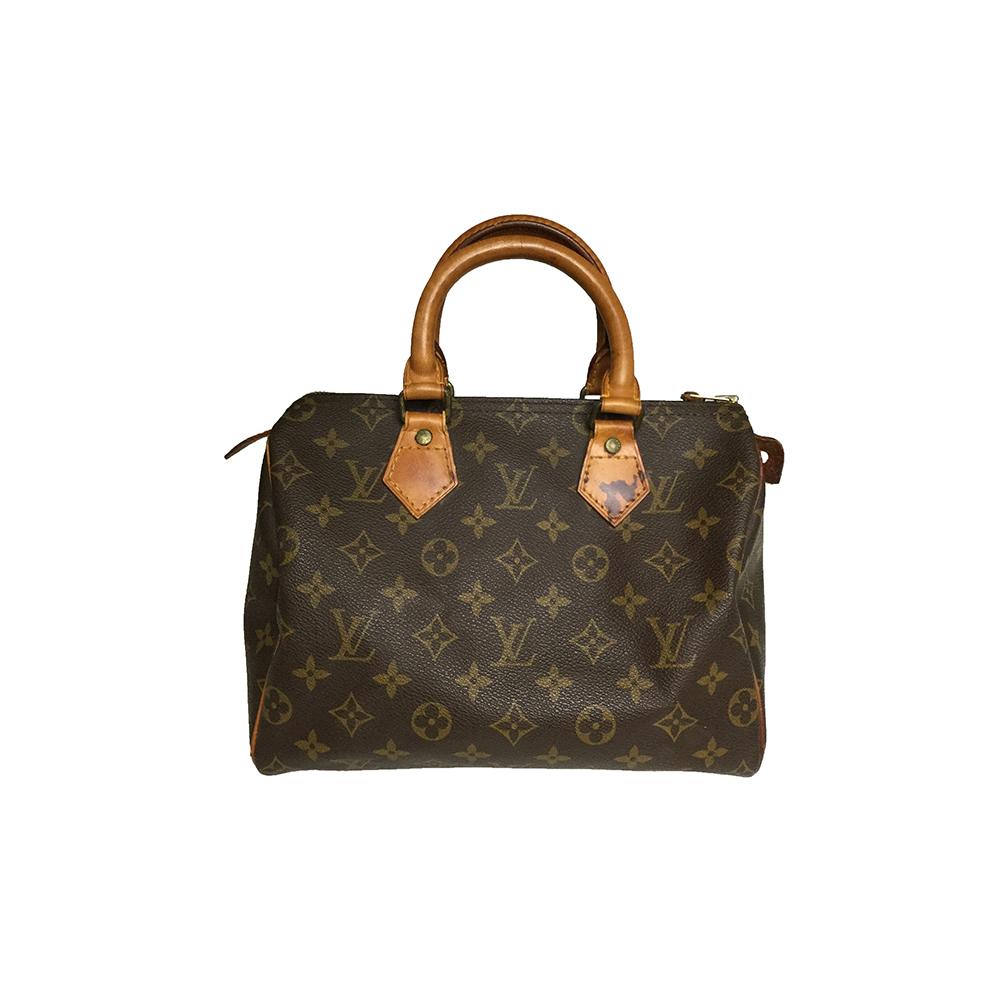 93106058333 Louis Vuitton Monogram Speedy 25 M41528 Women s Handbag