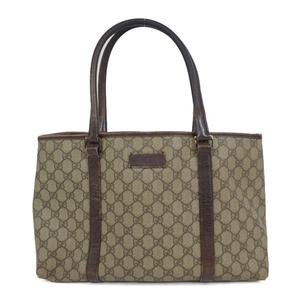 Auth Gucci 114595 GG Plus Tote Bag