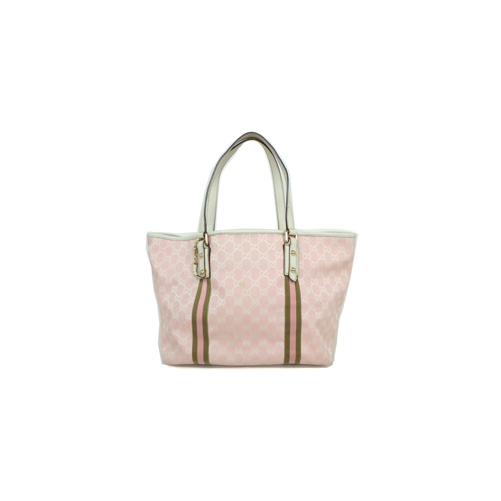 3af917c2501 Auth Gucci GG Canvas 139260 Tote Bag