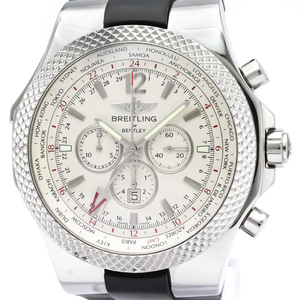 Breitling Bentley Automatic Stainless Steel Sports Watch A47362
