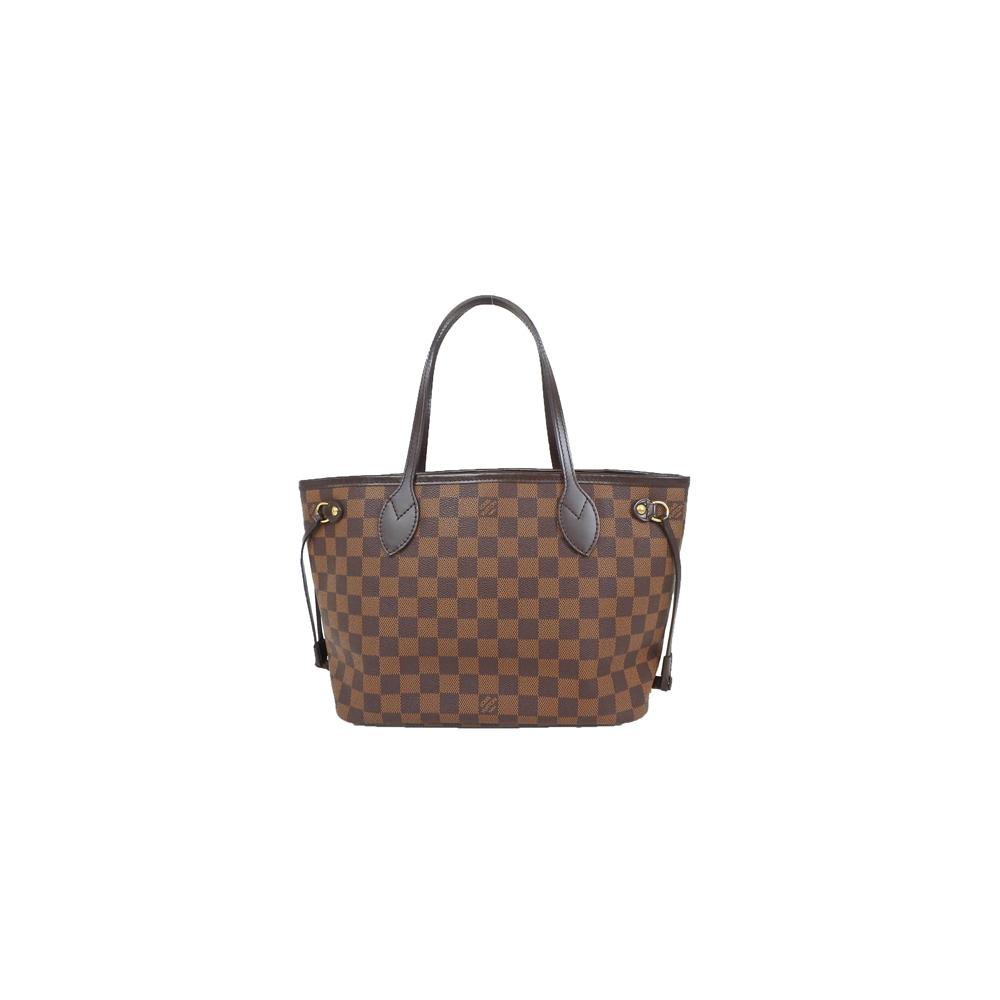 Auth Louis Vuitton Damier Neverfull PM N41359 Women s Tote Bag 4204c424c519d