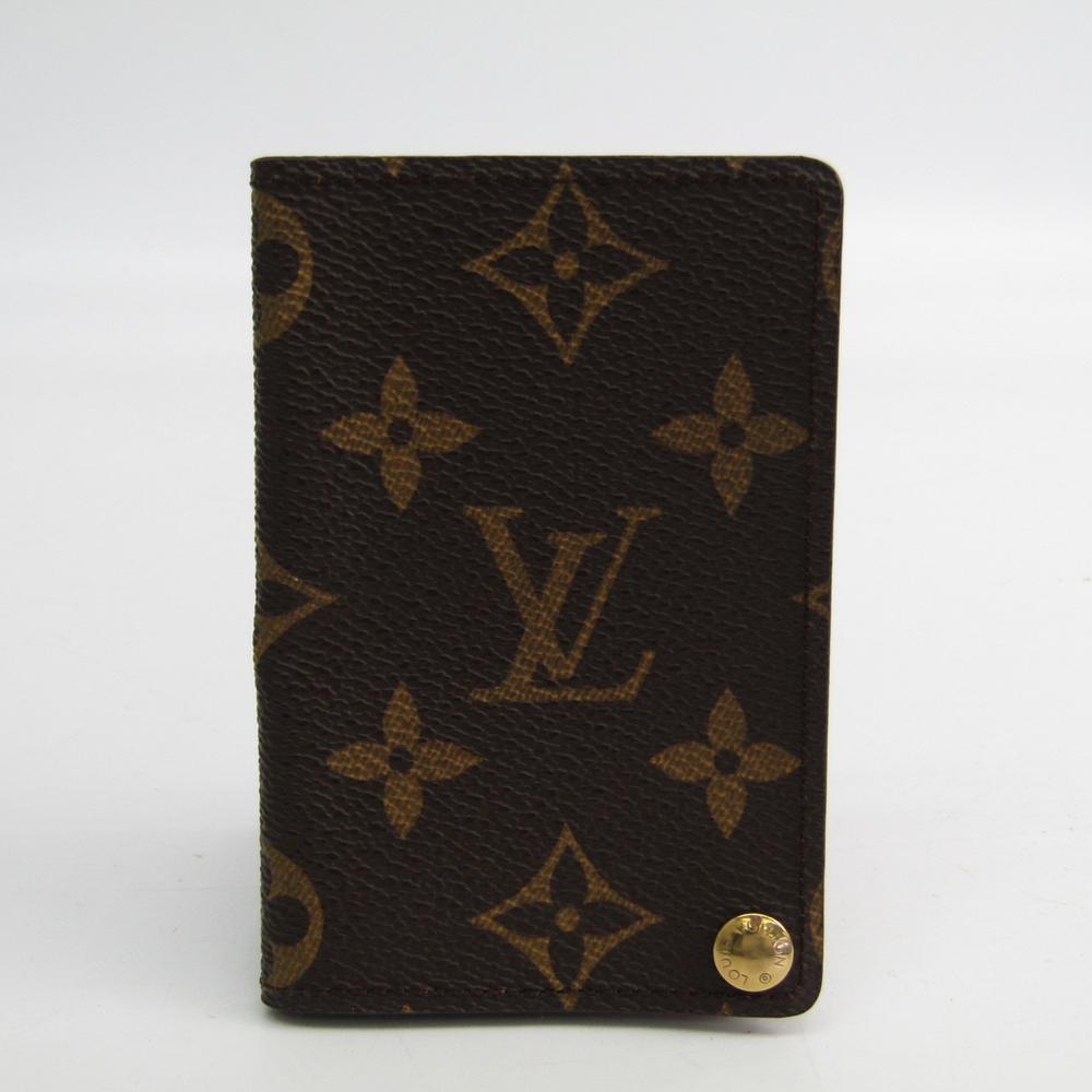 ルイ・ヴィトン(Louis Vuitton) モノグラム モノグラム カードケース モノグラム ポルトカルト クレディ プレッシオン M60937