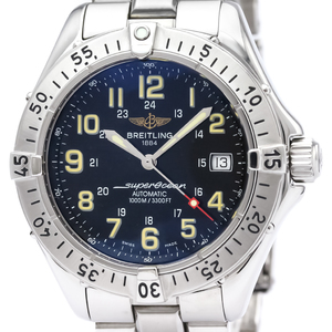 BREITLING Superocean Steel Automatic Mens Watch A17340