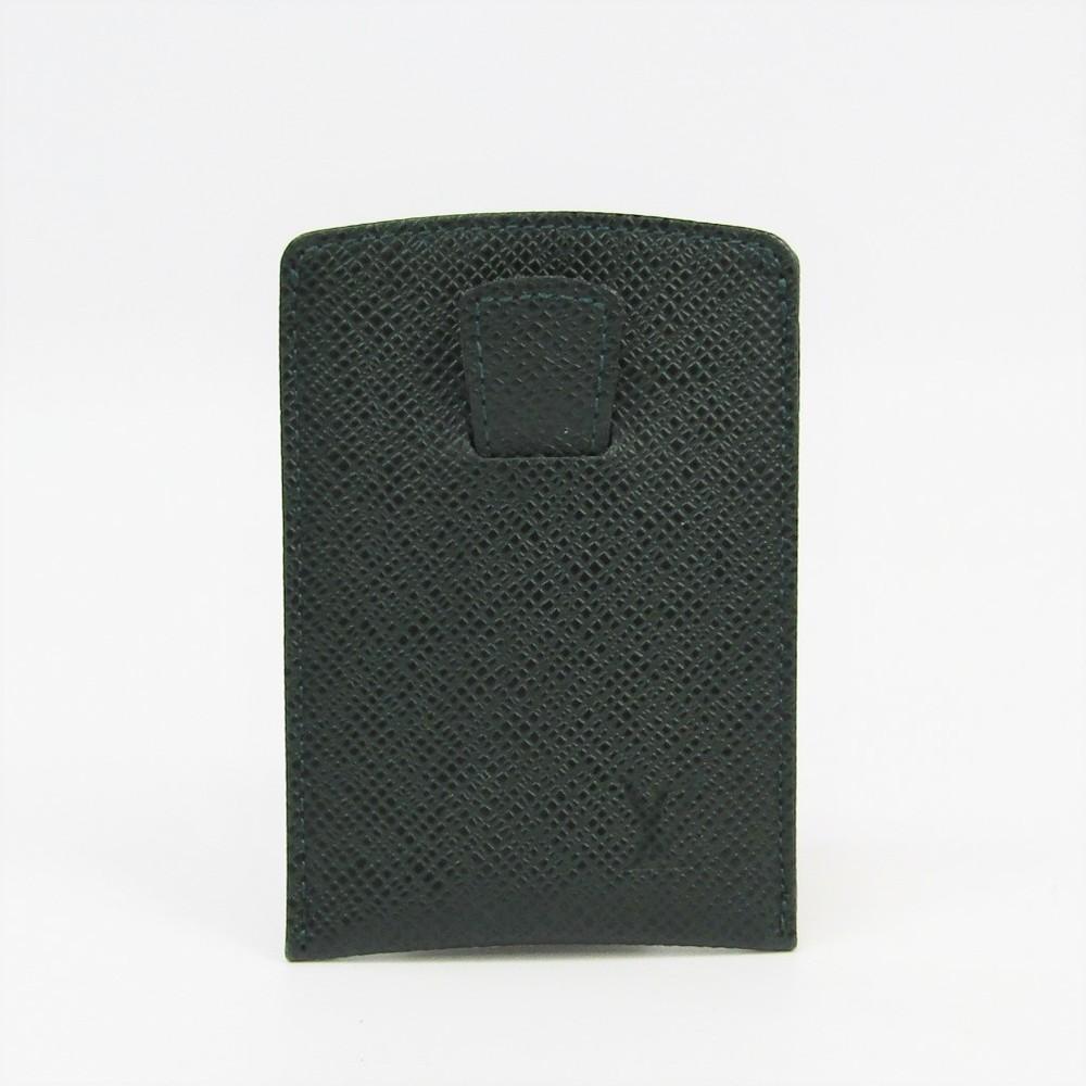 ルイ・ヴィトン(Louis Vuitton) タイガ レザー カードケース エピセア エテュイ カルト・デ・ヴィジット ティレット M30544