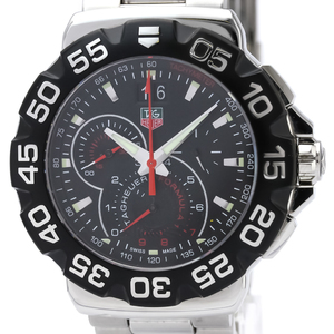 Tag Heuer Formula 1 Quartz Stainless Steel Men's Sports Watch CAH1015