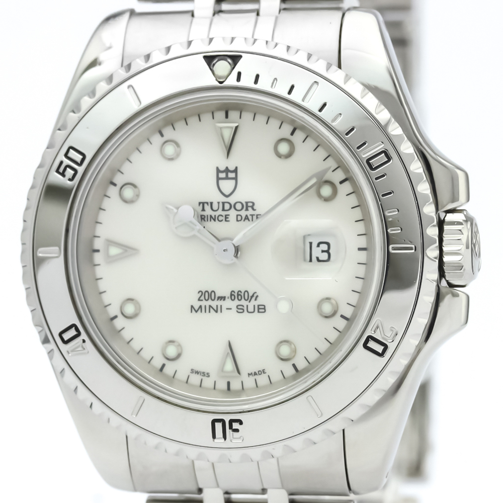 Tudor Mini Sub Automatic Stainless Steel Men's Sports Watch 73290